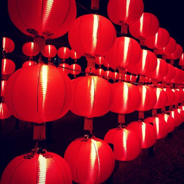 """""""more lanterns"""""""