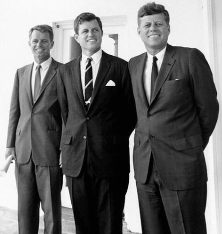 The three Kennedys