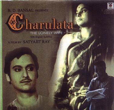 Charulata  - Satyajit Ray