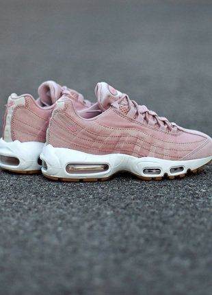 New York 407ce a69d1 switzerland nike air max 95 rose premium 10b47 a77f2
