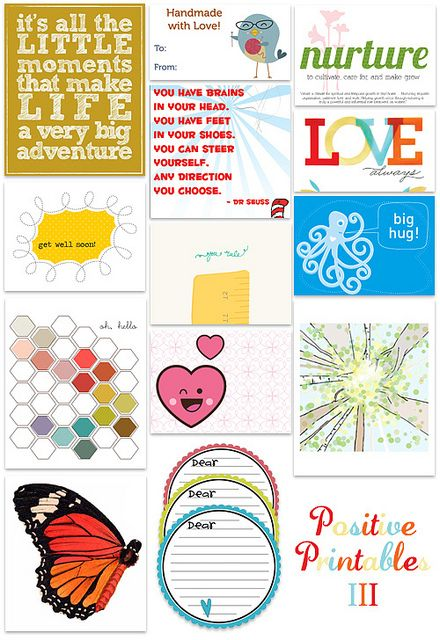 Pins I've Used in my smash book & blogged at http://tangiebaxter.com/news/2011/08/23/art-journaling-101-visual-journaling-focus/ {{{Positive Printables }}} #printables