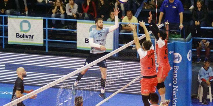 El campeón, Personal Bolívar, comenzó con un triunfo su defensa del título en el arranque de la Liga Argentina de Voleibol Banco Nación 2017/18.