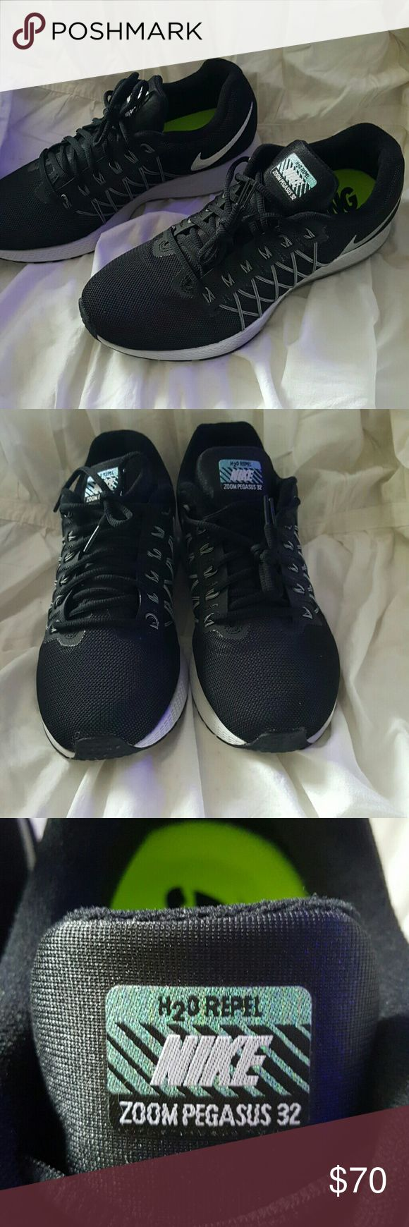 Nike Zoom Pegasus 32 New Nike Zoom Pegasus 32 New without box. H2O repel. Never worn. Nike Shoes Sneakers