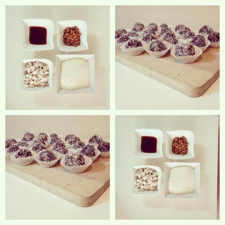 Kokosové kuličky - Fitness Recepty