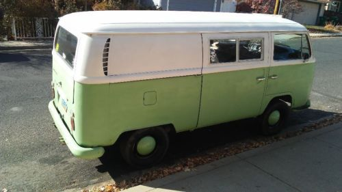 1968 Volkswagen Bus Vanagon  Used Buses for Sale  School