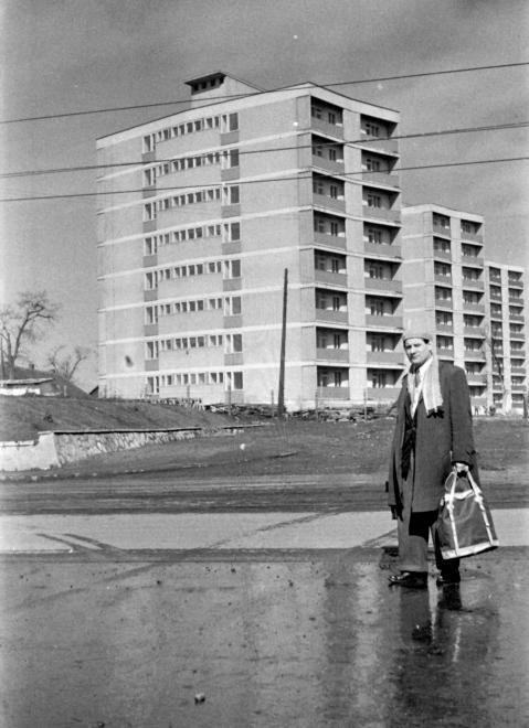 Selyemrét, Kőrösi Csoma utcai házak.