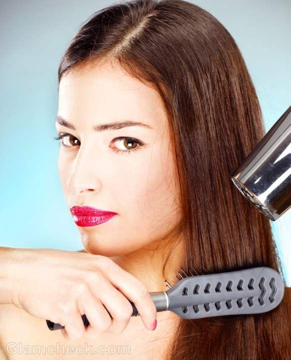 Avoid using heat on your hair. Heat further strips the moisture content from your hair making it dry and frizzy. When over used, it can also burn your hair. Use iron/curl, straighteners only if necessary and remember to use a hair protectant before! #DIY #diybeauty  #jadabeauty #homeremedy #YoungLiving #Beauty #LongHair#Homemade #HairCare #Recipe#HairShampoo #Healthy #hairshampoo #wishtrend #helloeverybody#hair #hairconditioner#hairshampoo #hairtreatment#honey #beauty…