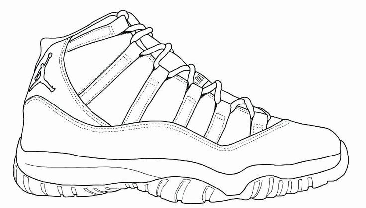 Nike air jordans drawing #jordans #drawing ; nike air ...