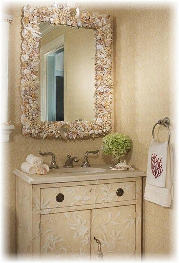 Морская тема в ванной комнате http://styldoma.ru/interer/stili/j-tsvet-vannoj-komnaty-v-morskom-stile