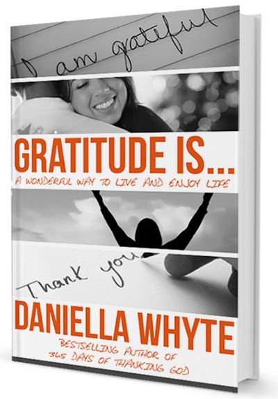 """New Release! """"Gratitude Is..."""" Now Available!  Gratitude is one of those words that comes across as an idea, an afterthought, as something obviously to be done in passing without much thought. But sometimes, the deeper meaning of gratitude and the benefits that come from it are overlooked. In favor of what we consider to be more important virtues, gratitude often slips to the very last position on our list or never even makes the cut.   http://daniellawhyte.com/new-release-gratitude-is/"""