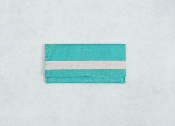 Turquoise Clutch Bridal Clutch Evening Clutch by KwaintAccessories