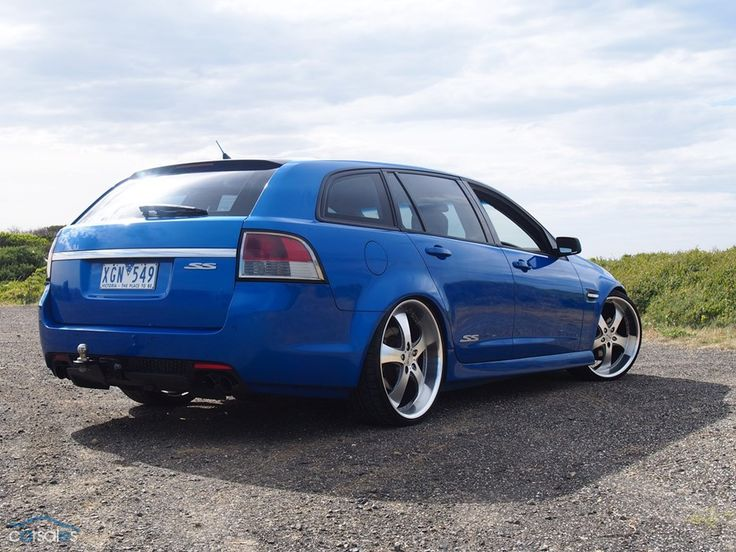 2008 Holden Commodore VE SS V MY09 $25,000. Manual. 82,000 km Rides low on 22 inch DTM Flair alloys and fully adjustable Tein Coilover suspension. It has a Duspeed over the radiator intake. Sureflo 1 3/4 4 into 1 extractors and Solo Performance Exhaust rear mufflers which create a really nice note. Tuned by Oztrack previous to me owning the car. Interior still in immaculate condition.