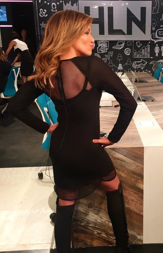 Commit robin meade upskirt boots interesting