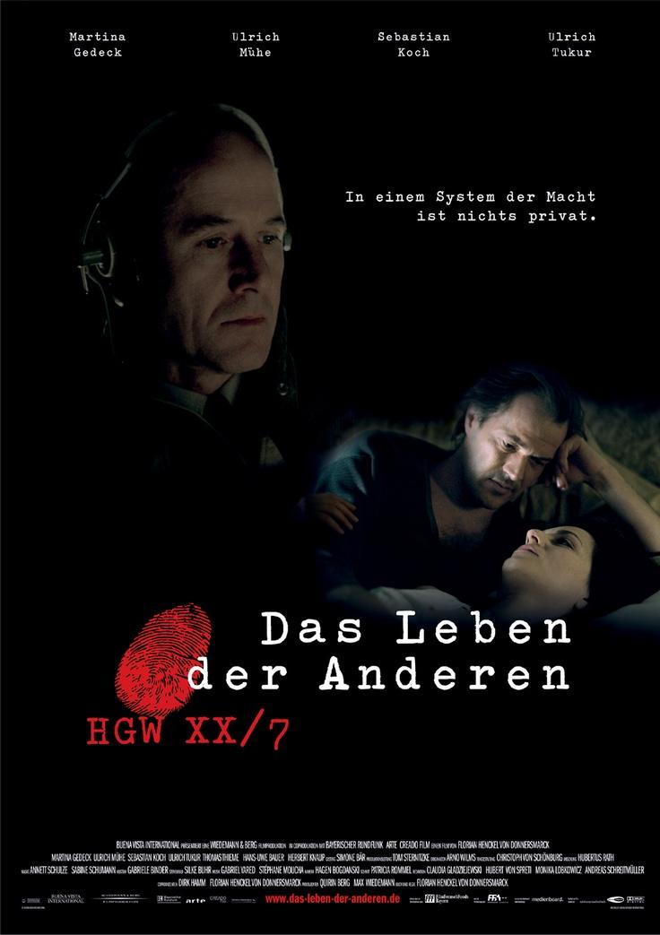 DAS LEBEN DER ANDEREN (2006, Germany).