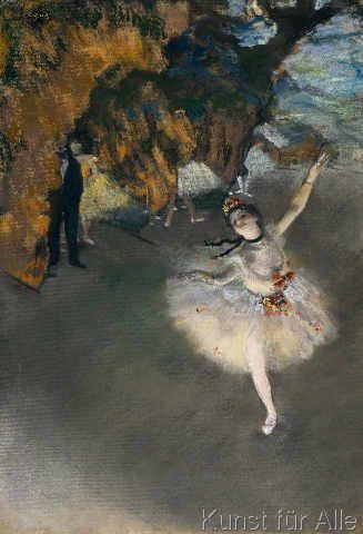Edgar Degas - Ballet