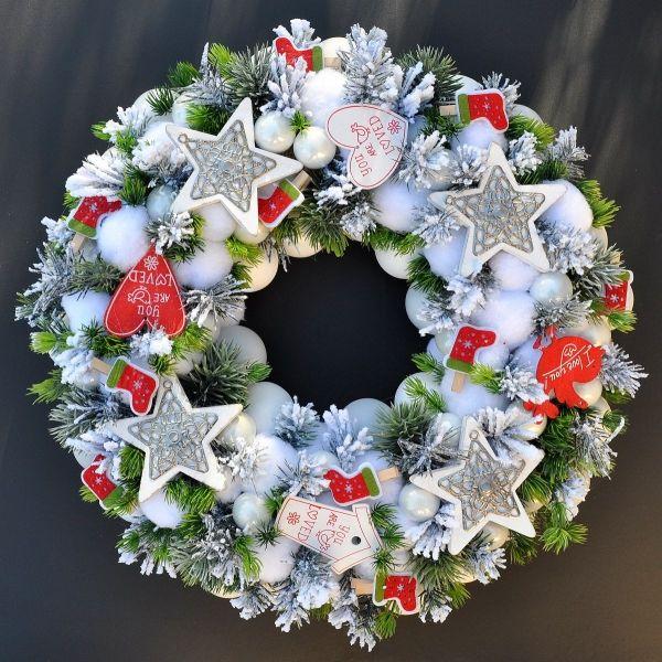 Wianek Świąteczny Nr 361