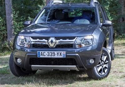 Named the most popular SUVs in Russia  Renault Duster has become the most popular SUV in Russia in the first six months of 2015