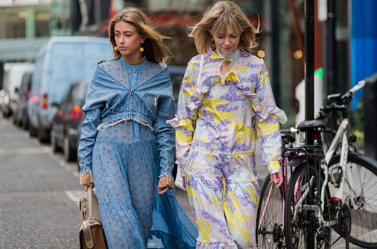 8 Styling Hacks To Steal From London Fashion Week  - ELLEUK.com