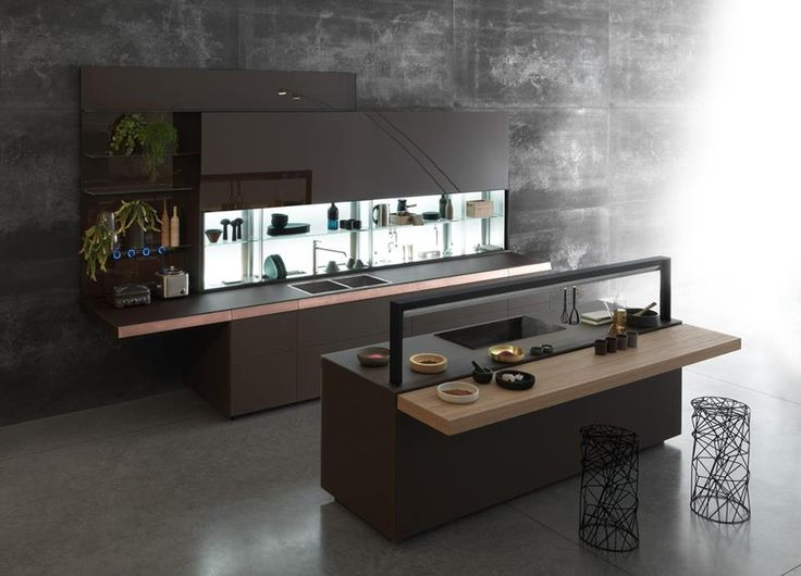 11 best Valcucine Genius Loci images on Pinterest | Genius loci ...
