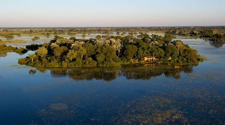 ©Wilderness Safaris|Jacana Camp, Botswana