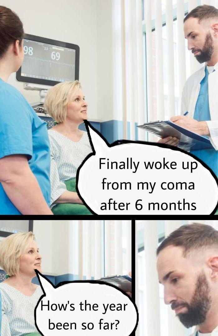 40 Memes That Sum Up 2020 So Far Jokes Good Jokes Memes
