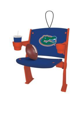 Evergreen  Florida Gators Stadium Chair Ornament