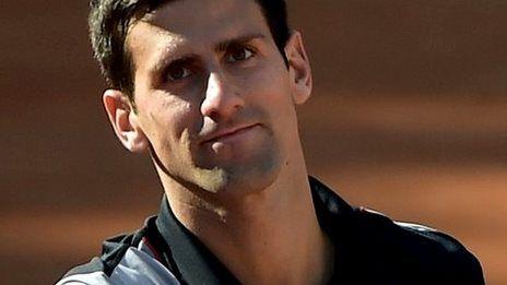 Djokovic 'emotional' at Serbia floods. Thank you Novak