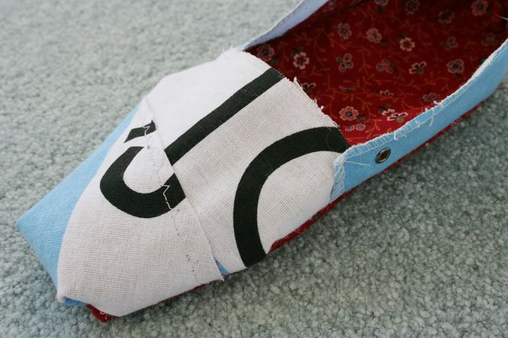 DIY TOMS Style Slippers!