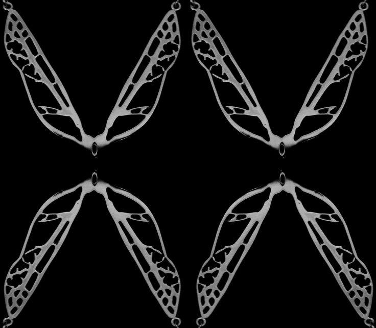 Wings / Mirka Laine Design  #jewellery #design #finnishdesign #mirkalainedesign #wings