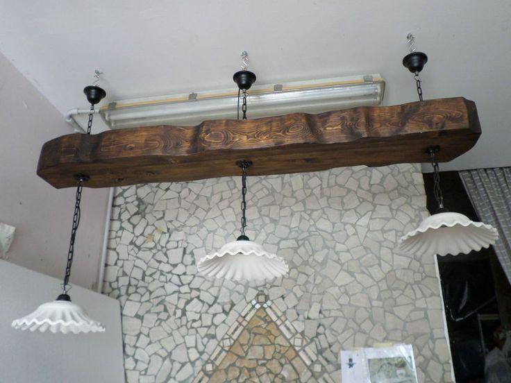 Lampadario Stile Rustico : Lampadario stile country camera da letto stile country chic