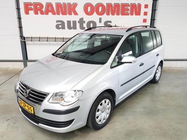 Volkswagen Touran 1.4 TSI 7 persoons, + Clima, Cruise Control, Trekhaak - Kosten - Auto Trader
