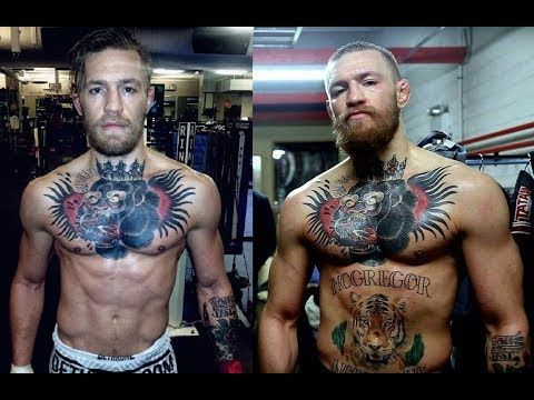 Conor McGregor - Body Transformation and Training - YouTube