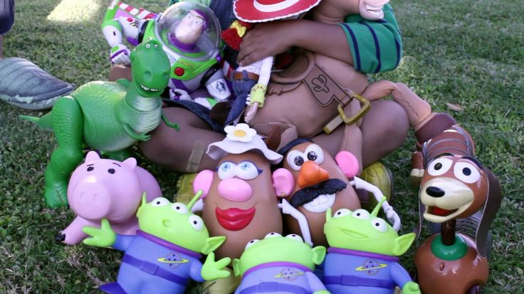 Live Action Toy Story 3 Ending THEY ARE AMAZING CLAP CLAP CLAP AH WELL DONE