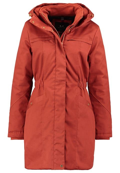 FRIDA - Parka - rust - Zalando.nl jacket jas donker oranje dark orange
