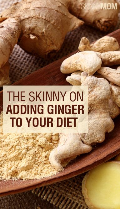 The Skinny On Adding Ginger To Your Diet! The ginger root is said to have a healing qualities, including: improve inflammatory conditions, relieve pain, heal migraines, eliminate cancerous ovarian cells and rectal cancer cells!