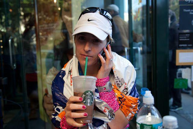Barborka On The Run: NYC Marathon 2011 Race Recap #running #NYCmarathon #racerecap #Nike #Garmin #Starbucks