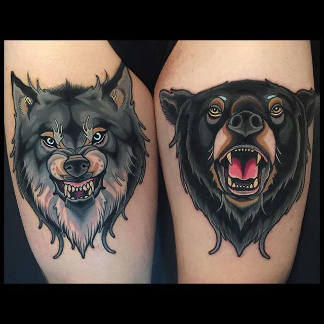 Tattoo by Brian Povak                                                                                                                                                     More