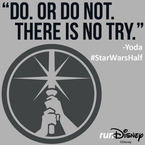 The Disneyland Star Wars Half Marathon, 10K, 5K, and Kids Race.  I'll be doing the Rebel Challenge: Star Wars 10K (Saturday, 1/17/15) & Half Marathon (Sunday, 1/18/15).