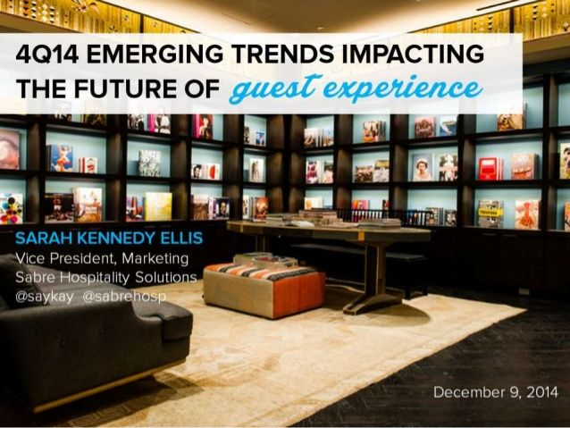 Future of Travel and Guest Experience #travel #trend #tourism