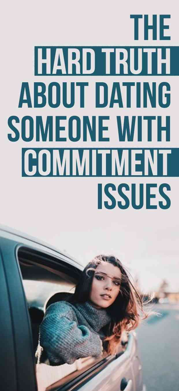 Dating men with commitment issues