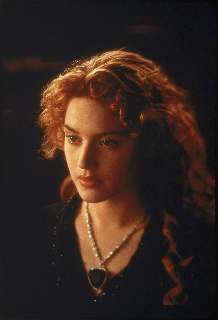 Kate Winslet in Titanic