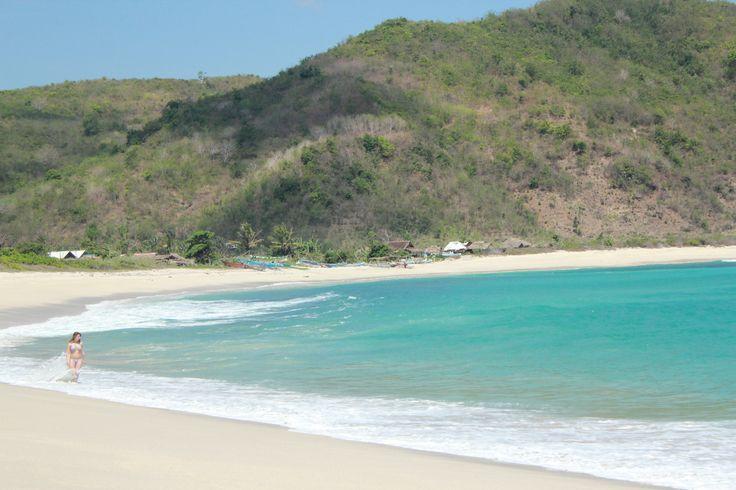 Mawun Beach - Lombok, Indonesia