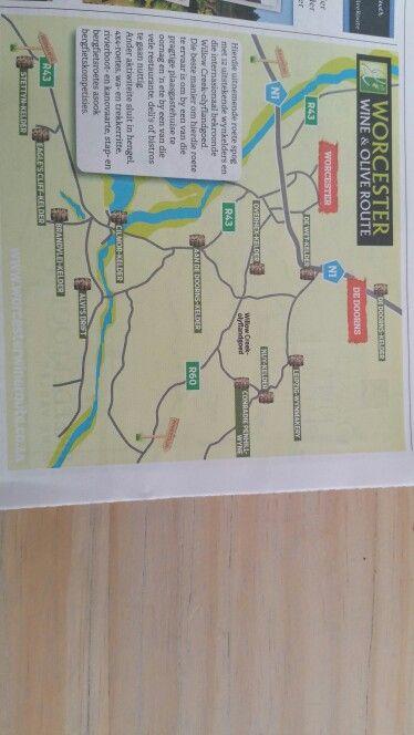 Worchester Wine Route