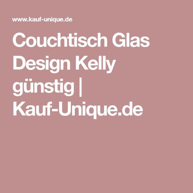 Couchtisch Glas Design Kelly günstig | Kauf-Unique.de