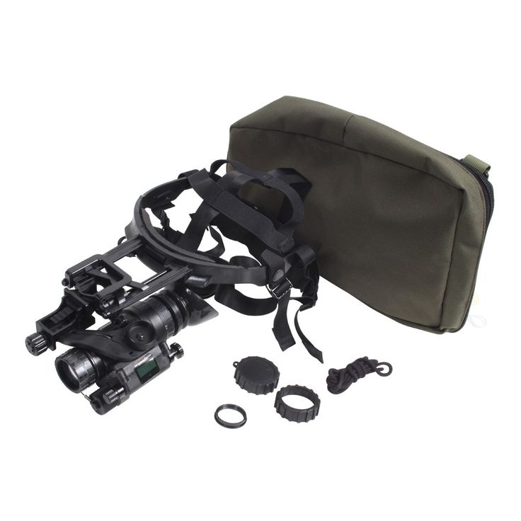 Sightmark PVS-14 1x24 Night Vision Goggles Kit 3rd Gen SM14001K  #nightvision