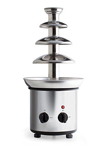 Amazing buy now Chocolate Fountain CFC cmHeight cmStainless steel column tiersCapacity