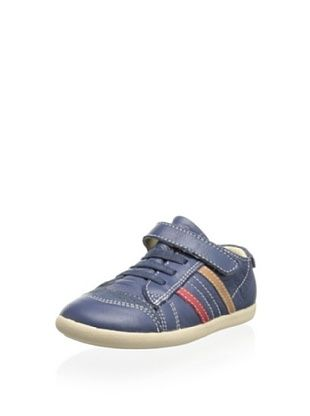 45% OFF Old Soles Kid's Denzle Sneaker (Denim/Tan/Red)