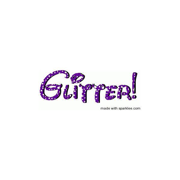 Glitter Text Names