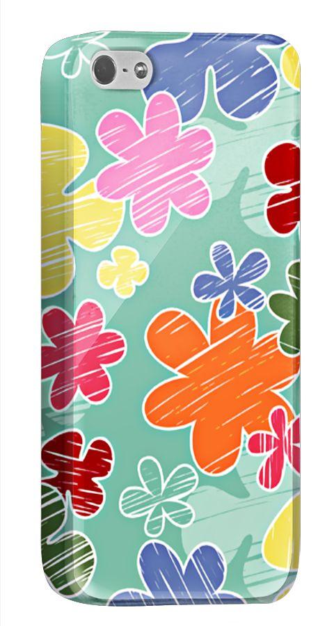 クレヨンでざっくり描かれた花がとってもいい雰囲気を出していますね。元気なあなたのためのiPhone5/5sケースです。 http://originalprint.jp/ls/215331/89d31b12b39fa5bea21243a80df76096cffef1b3
