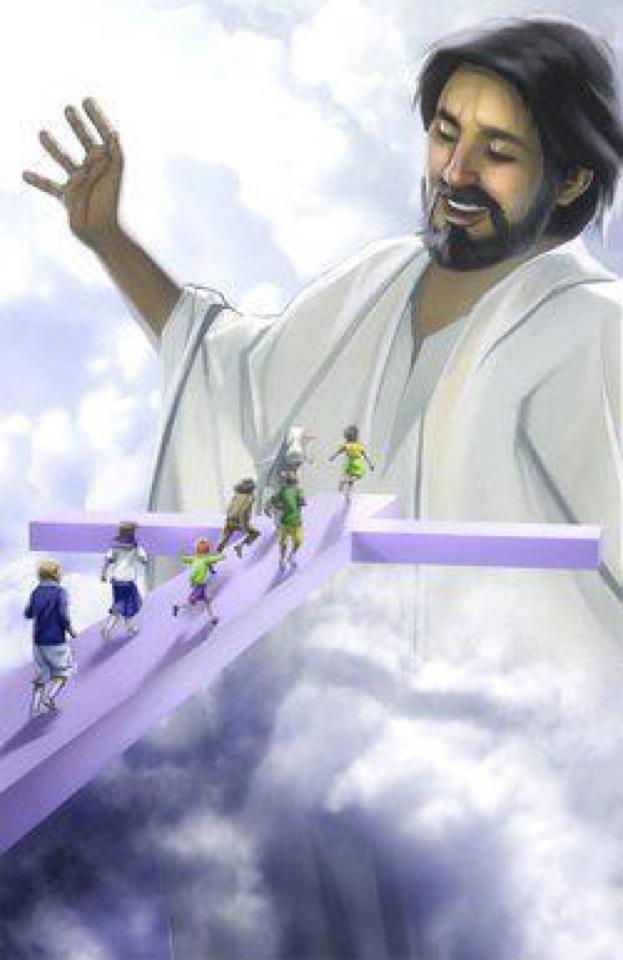 <3: Jézuson Keresztül, Jesus Christ, Christ Jesus, Igazság, Mert Jézuson, Deus Meu, Artists Interpretation, Biblical Art, Keresztül Vezet
